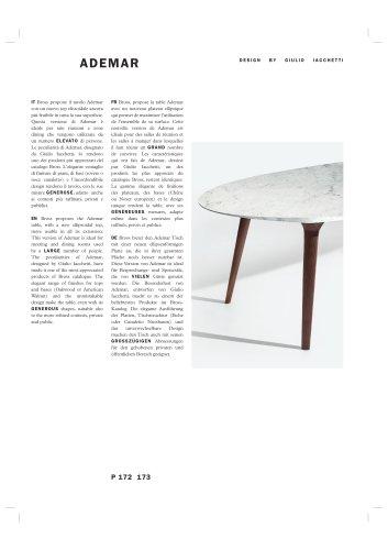 ADEMAR Catalogue