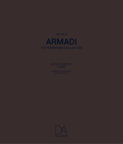 ARMADI THE WARDROBE COLLECTION