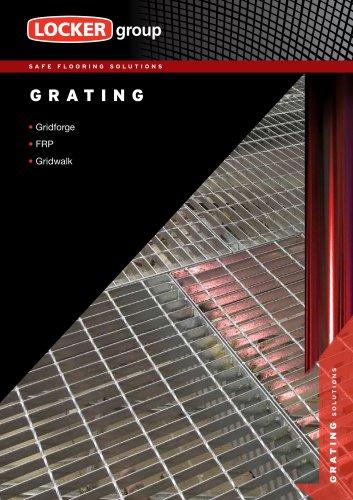 Grating Brochure