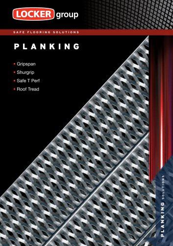 Planking Brochure