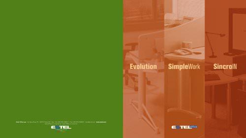 Desk:EVOLUTION