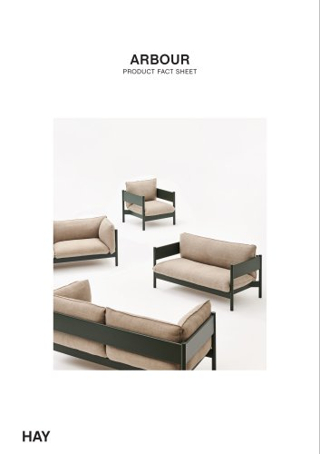 ARBOUR PRODUCT FACT SHEET