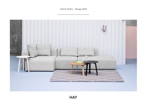 HAY Mags module overview