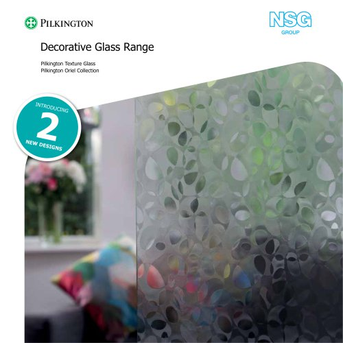 Decorative Glass Range