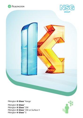 Pilkington K Glass™ range