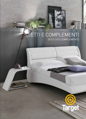 LETTI - modern beds