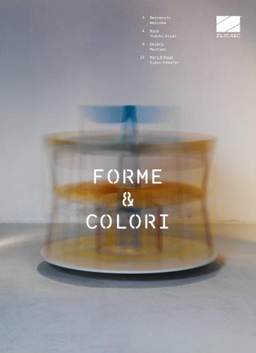 Forme Colori 2013