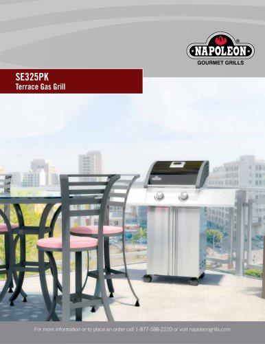SE Series SE325 Gas Grill