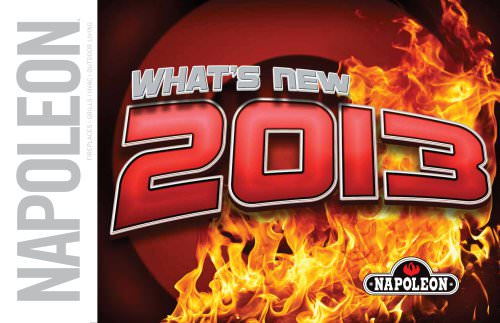 What?s New Brochure 2013
