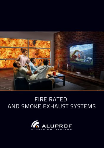 fire rated and smoke exhaust systems