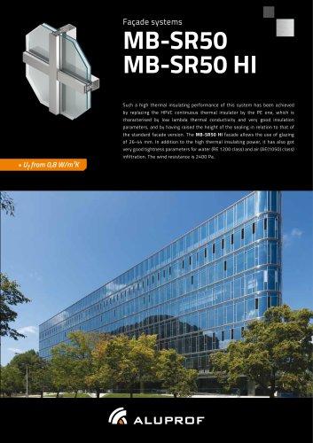MB-SR50, MB-SR50 HI