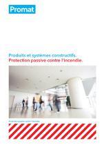 PRODUITS ET SYSTÈMES CONSTRUCTIFS