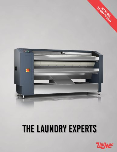 Commercial Ironing Equipment