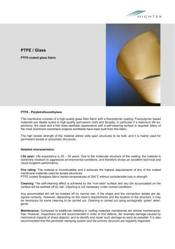 PTFE Glass