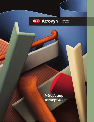 Acrovyn 4000 Flyer