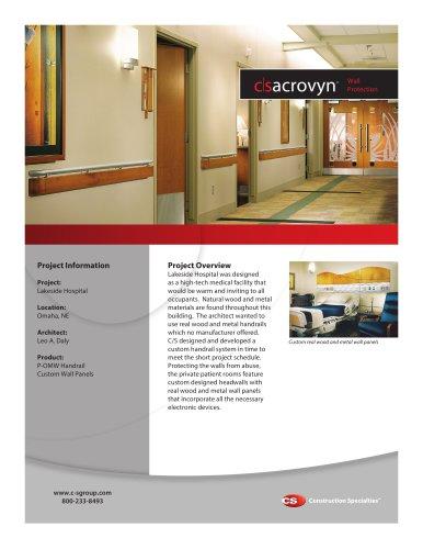 Lakeside Hospital Case Study