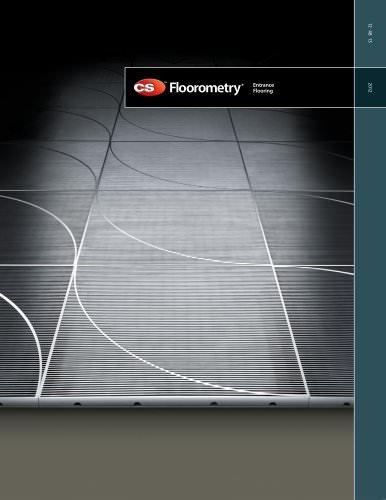 New Floorometry Brochure