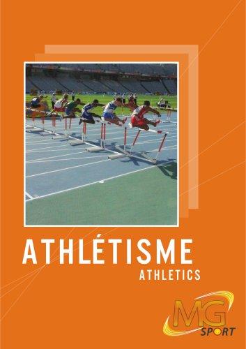 Catalogue Athlétisme