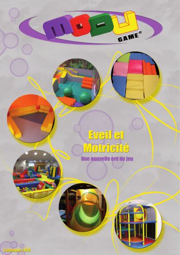 Catalogue Eveil 2011