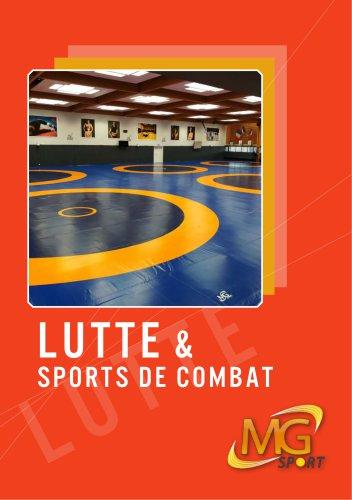 Catalogue Sports de combat