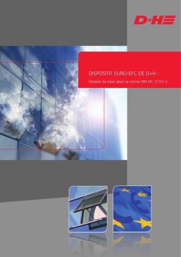DISPOSITIF EURO-EFC DE D+H : Module de base selon la norme DIN EN 12101-2