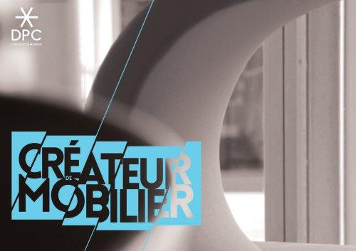 CREATEUR DE MOBILIER