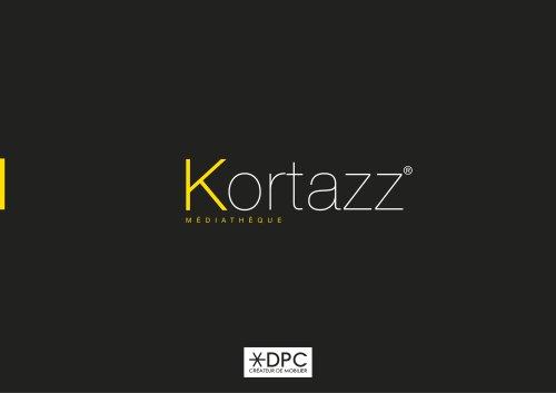 KORTAZZ (Médiathèques)