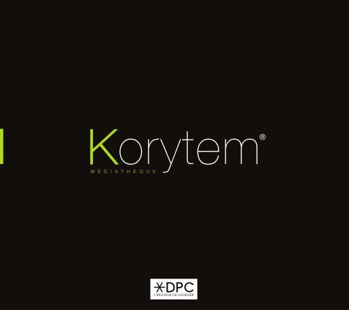 KORYTEM (Gamme Médiathèques)