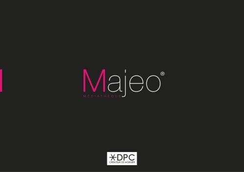 MAJEO (Gamme Médiathèques)