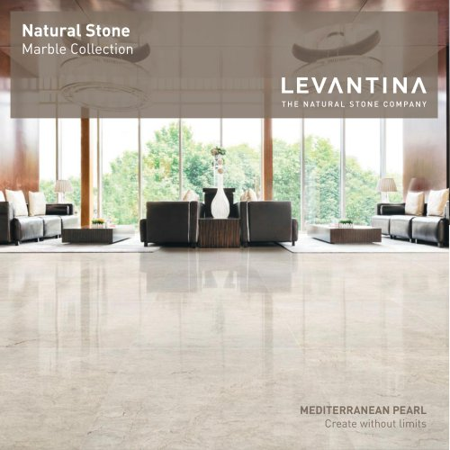 Mediterranean Pearl Marble Collection