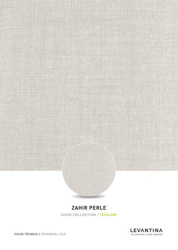 ZAHIR PERLE