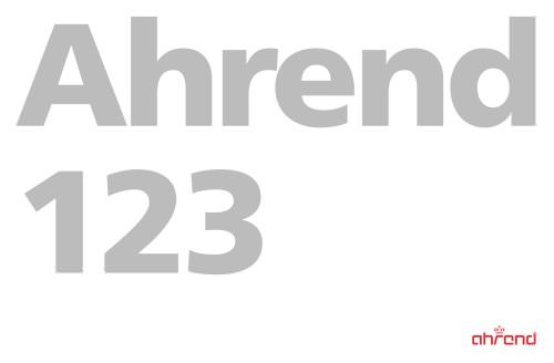Ahrend 123