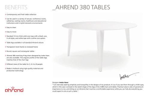 AHREND 380