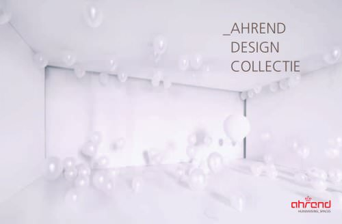 AhrenD Design collectie