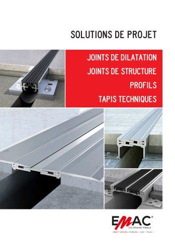 Catalogue Solutions de Projet