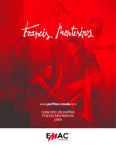 FRANCIS MONTESINOS COLLECTION CATALOGUE