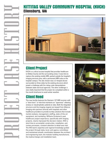 Modular Buildings-Healthcare