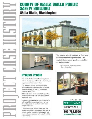 Modular Buildings-State & Municipal