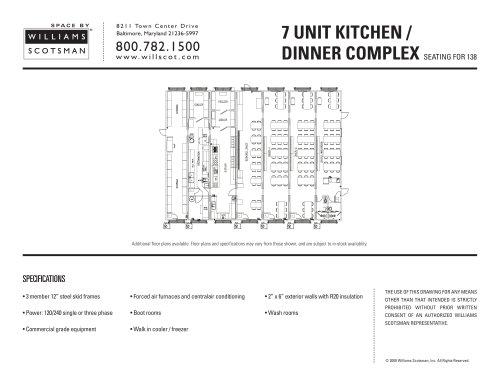 Workforce Camp Kitchens / Diners