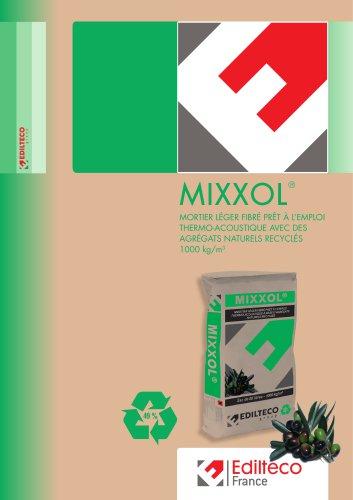 Documentation MIXXOL®