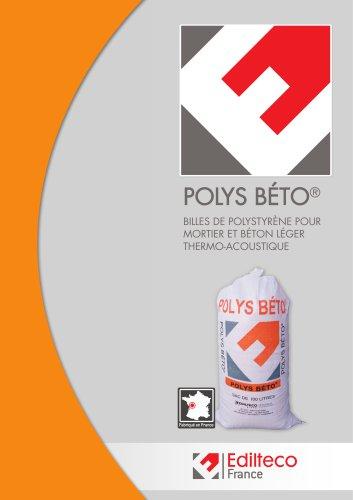 Documentation POLYS BÉTO®