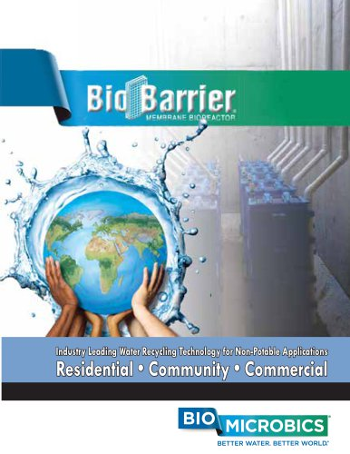 BioBarrier® Product Brochures