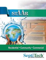 SeptiTech® STAAR™ Brochure
