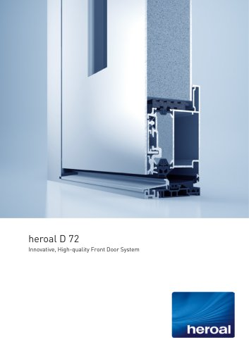 heroal D 72 highlights
