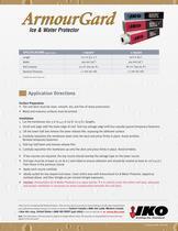 ArmourGard Protecteur de luxe contre l'eau et la glace - 4