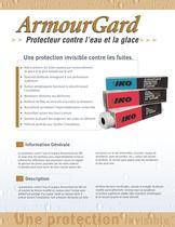 ArmourGard Protecteur de luxe contre l'eau et la glace - 6