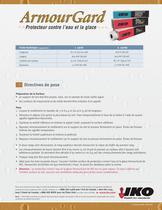 ArmourGard Protecteur de luxe contre l'eau et la glace - 8