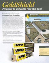 GoldShield Protecteur de luxe contre l'eau et la glace - 2