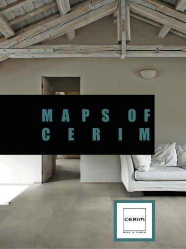 Maps of Cerim