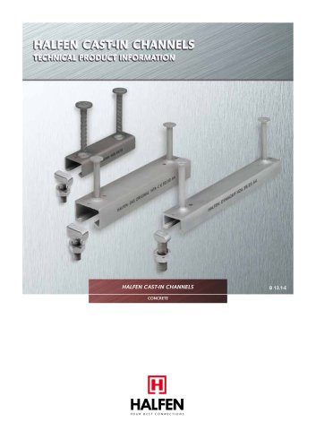 HGB - Balustrade Fixings